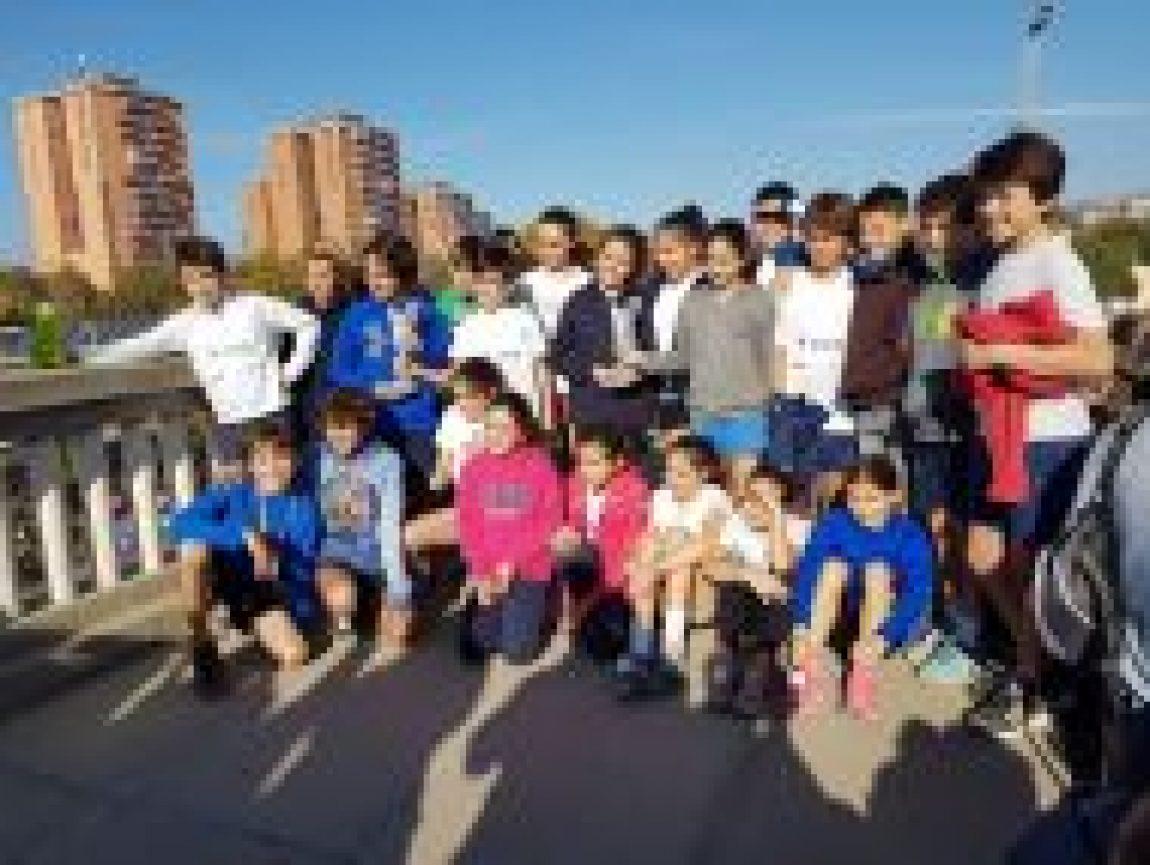 L'Avet participa en el Campionat Escolar de Cros 2017-18