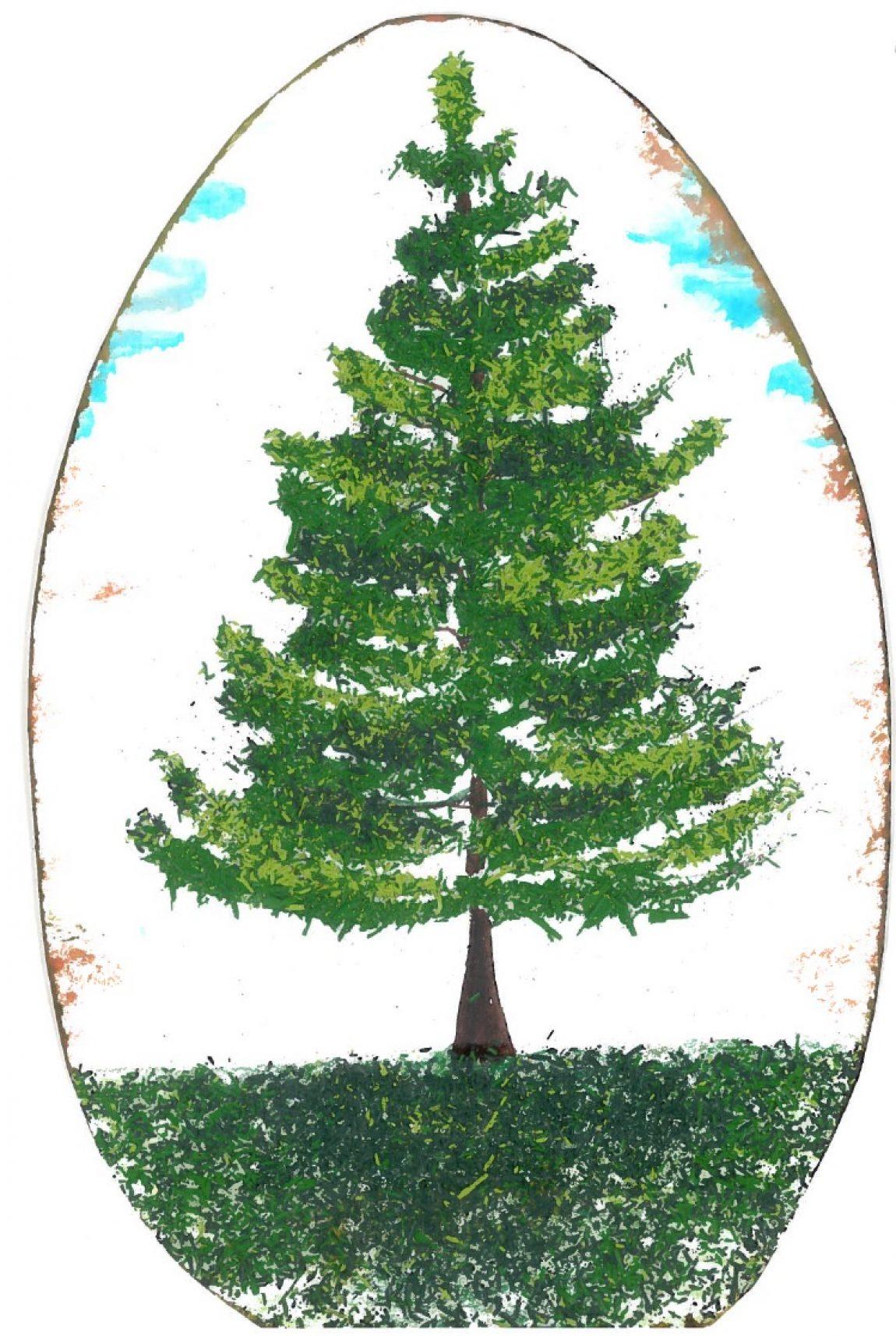 """""""Ou de Pasqua de L'Avet"""", manualitat de la mare d'en Roger Fígols, P2."""