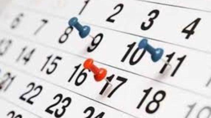 Dates de març per a tenir en compte!