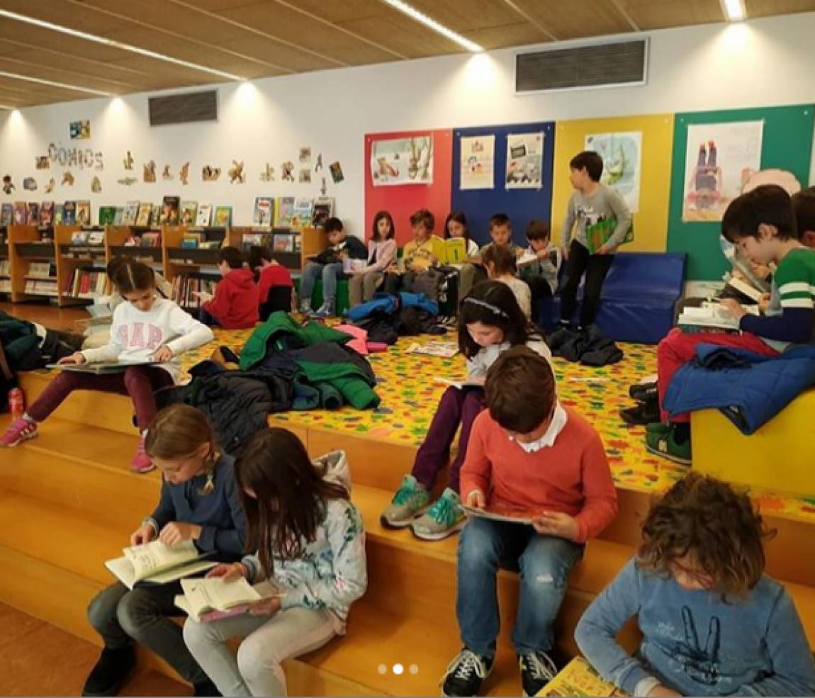 Diada de Sant Jordi i llibres!